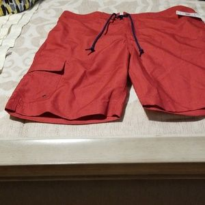 Chaps men swimming truck size medium